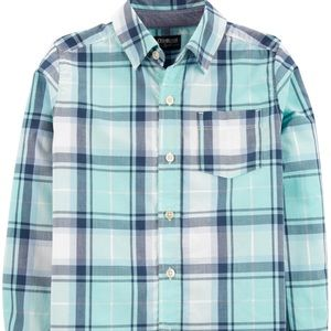 OshKosh Button Down Shirt size 8